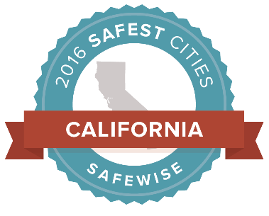 california safest cities